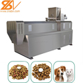 Saibainuo Automatic twin screw extruder pet food extrusion
