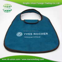 cheap folding shopping bag customer logo