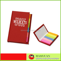 Hardcover sticky book,Adhesive Note Pad-HYSN043