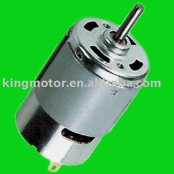 DC MOTOR RS-750 & RS-755