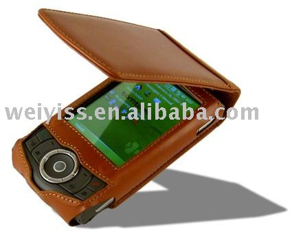 PDA leather case