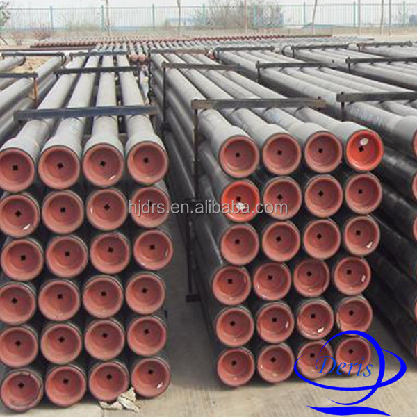 "API used 4 1/2"" petroleum drill pipe for water well and oil well drilling bit"