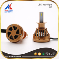 Automobiles Motorcycles Car Led Headlight 6000k