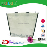 Recycled promotion PET non woven bag