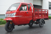 3 wheel car for sale closed cabin cargo tricycles 250cc trike