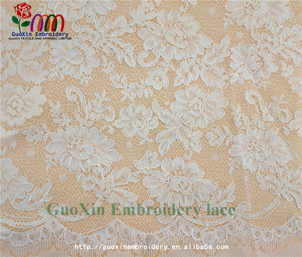 china manufacturer french lace embroidery fabric ivory bridal lace with cording (4).jpg