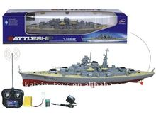 1075776 1:360 Scale RC Electric Warship/Battle Ship