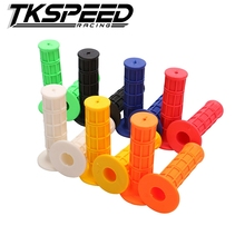 7 color bicycle handle grip For motorcycle CRF YZF WRF KXF KLX KTM RMZ Pit Dirt Bike Motocross Motorcycle Enduro MX Offroad