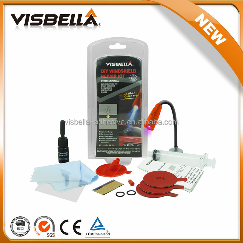 Handy & Quick Repair DIY Car Windshield Glass Repair Kit