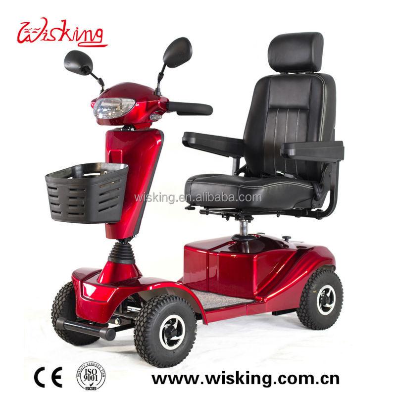 4 rad lteren elektromobil scooter f r behinderte produkt. Black Bedroom Furniture Sets. Home Design Ideas