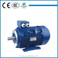 Aluminum or Cast Iron Y2 3 Phase AC Induction Electric Motor