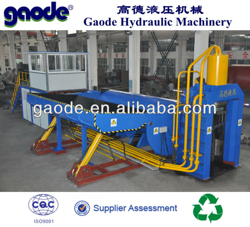 Automatic Scrap Car hydraulic shearing machine specifications