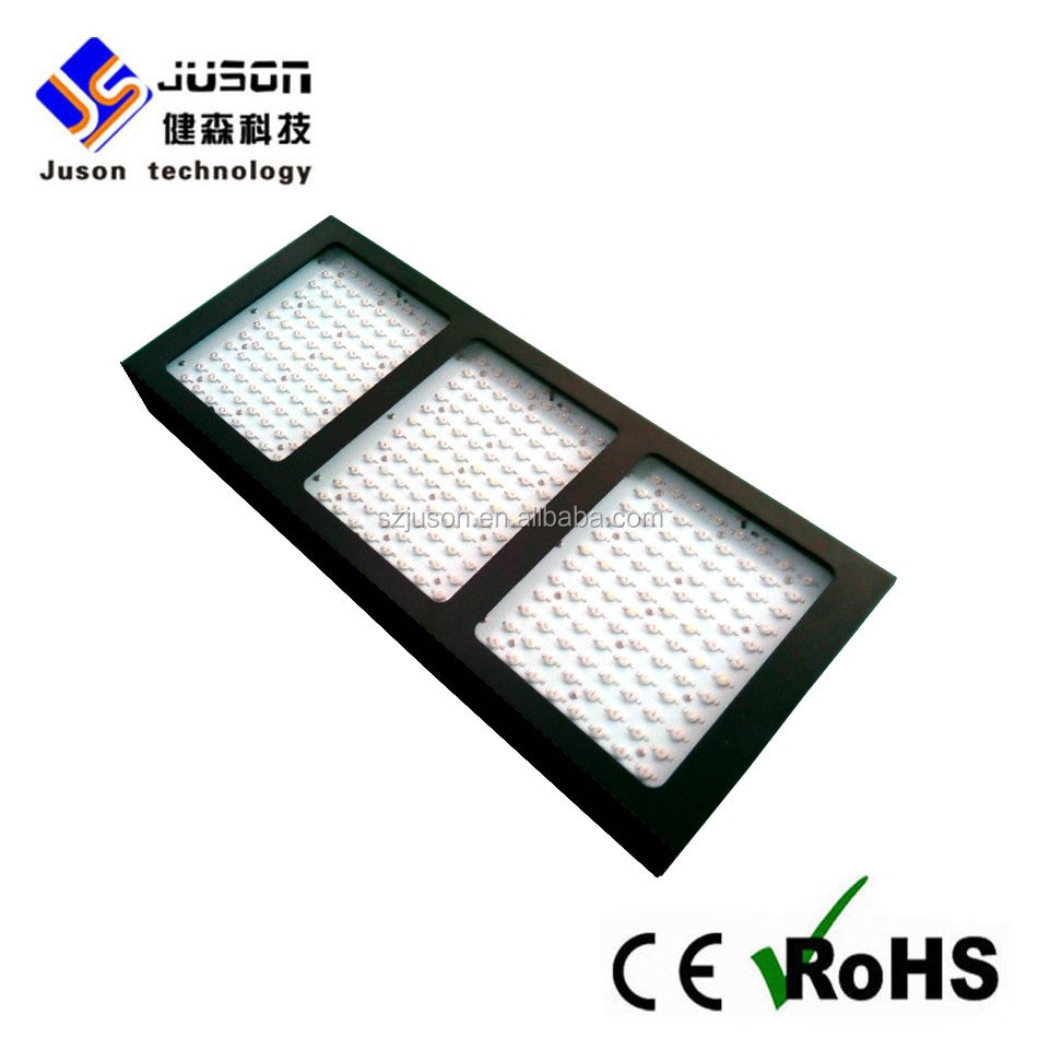 Hot sale 864W high lumen greenhouse used high power led grow lamp for indoor planting CE/RoHS/LVD certified