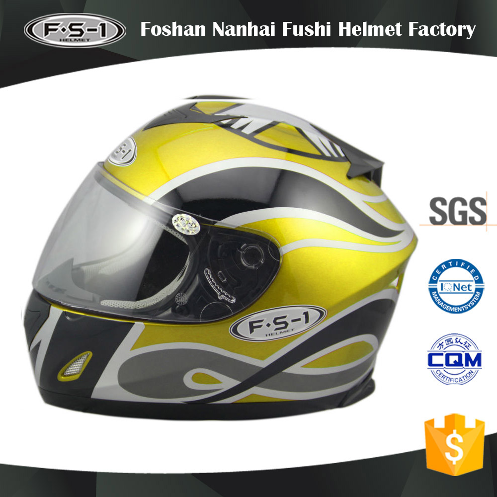 ECE approved cheap carbon fiber HJC motorcycle helmet from motorbike helmet manufacturer