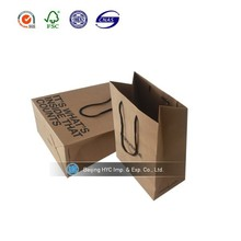 Packaging Bags candle paper bag