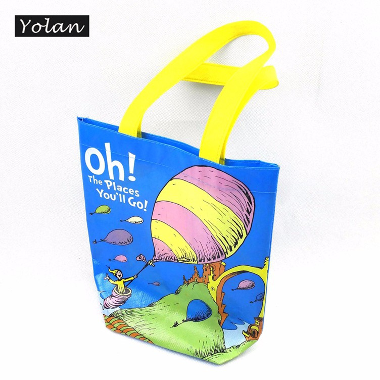 Top quality non woven bag Yiwu nonwoven drawstring bag manufacturer