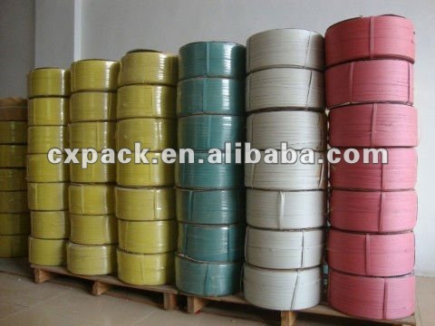 pet packing strapping with high quality
