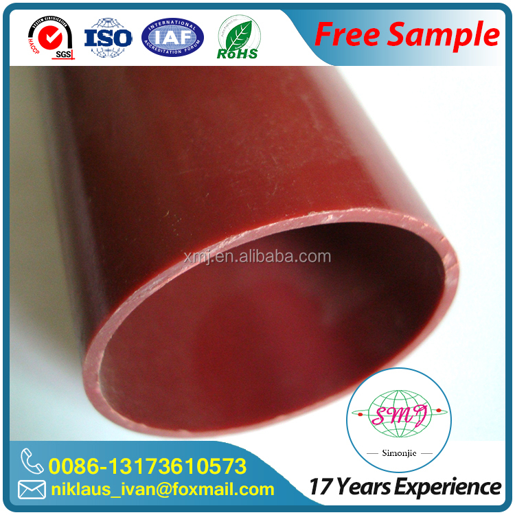Standard Large Diameter Clear Potable Water PVC Pipe With Full Form