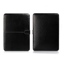 PU Leather Laptop Sleeve Bag Case Cover for MacBook Air 13.3 Inch