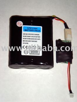 3 Cell Battery with Hibernation Switch