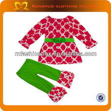Fashion baby clothes sets traditional indian clothing kids kids clothes winter for wholesale