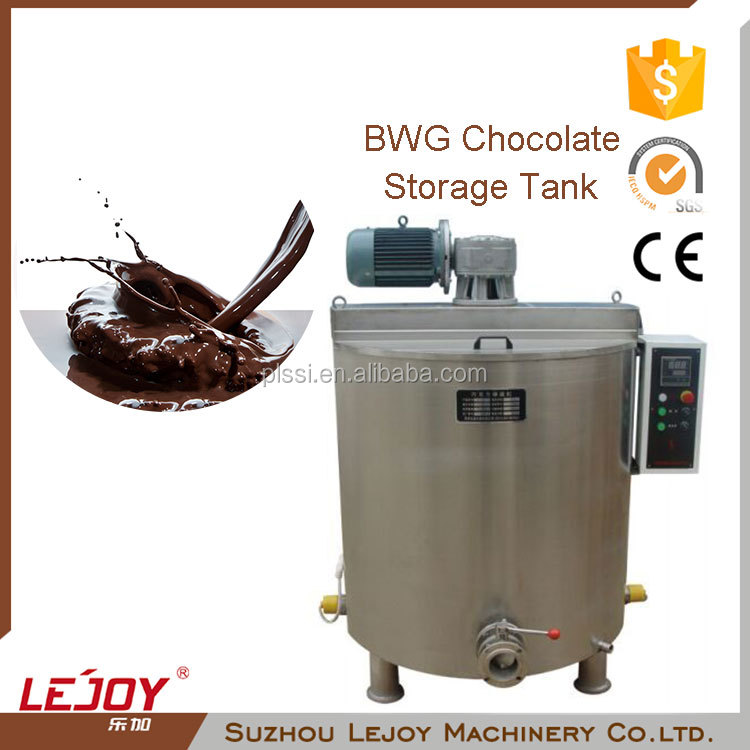 Largest Manufactuere Chocolate Ingredient Storage Tank