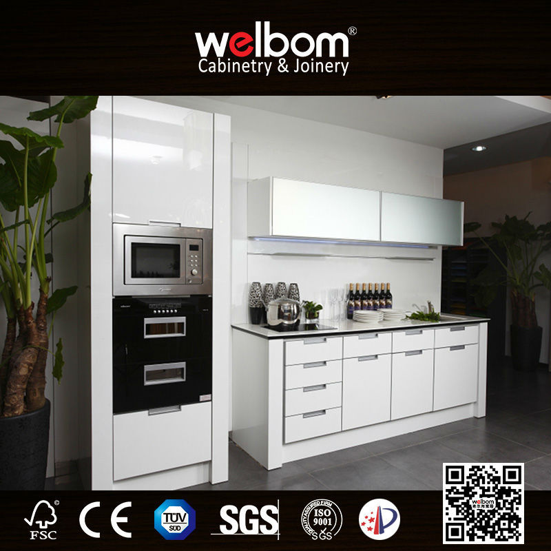 2016 Welbom Contemporary Italy Design Kitchen Manufacture