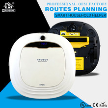 Multi-purpose Double Side Brush Robot Vacuum Cleaner