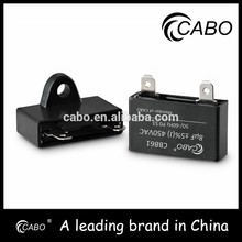 CBB61 series motor capacitor high quality 7.5mf capacitors cbb61 for ac speed control
