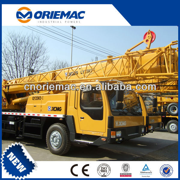 XCMG used crane trucks in uae (QY50K-I) for sale