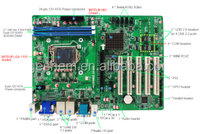 DDR3 Memory Type and INTEL H61 Socket Type industrial ATX motherboard
