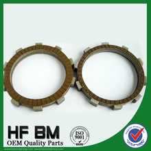 hot sell bajaj pulsar180 clutch plate, motorcycle ug3 clutch plate pulsar 180 for your reference