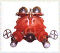 Double Stage Fire Pump