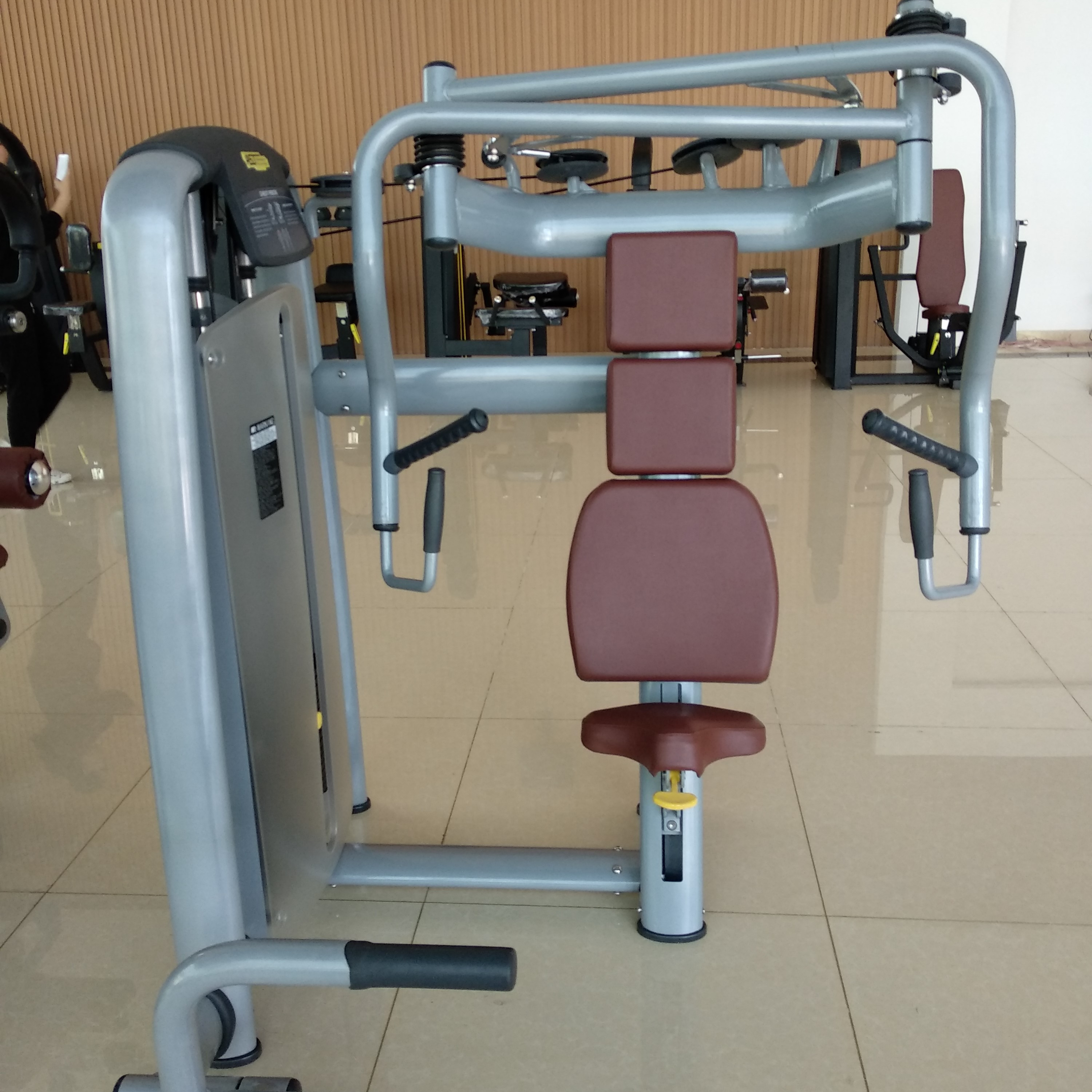 <strong>A001</strong> Chest Press/fitness equipment/gym equipment names