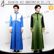 Zakiyyah M005 irani abaya designs latest men abaya kaftan blouses islamic robe arabic kaftan blouses in pakistan