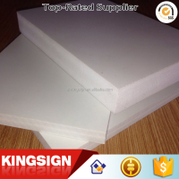 Kingsign 4mm-10mm thickness black PVC sheet