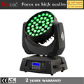 2017 hot new products 36x10w led moving head wash zoom 4in1