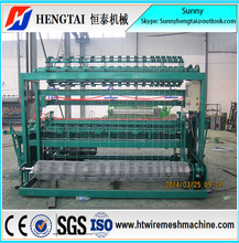 Anping Factory Automatic Grassland Farm Fence Equipment/Weaving Fence Machine For Cattle/Sheep/Deer
