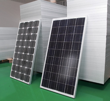 high efficiency poly-crystalline 12V 50w solar panel price india
