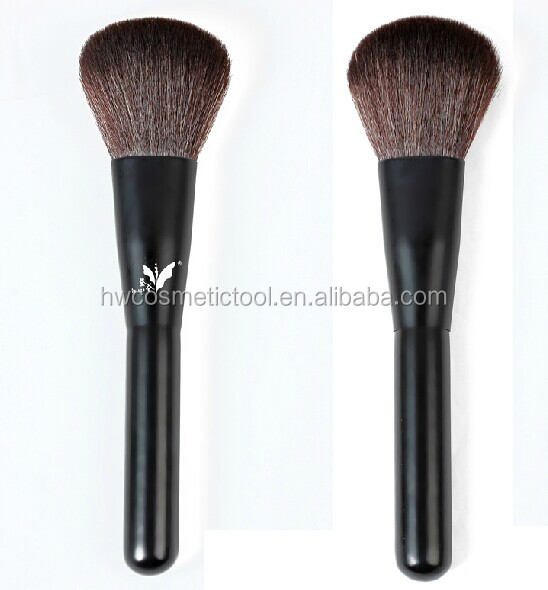 synthetic hair powder brush