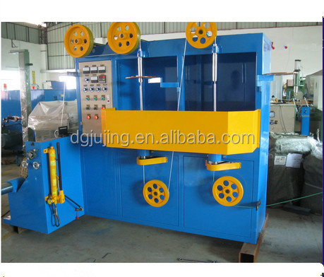 Numerical Control Vertical Double Layers Cable Tapping Machine