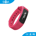 0.91 inch OLCD Nordic 52832 Smart Bracelet Band Blood Pressure Bracelet Manufacturer from China