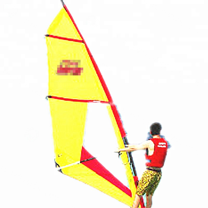 SUP Surfing Stand Up Board Windsurfing Sail