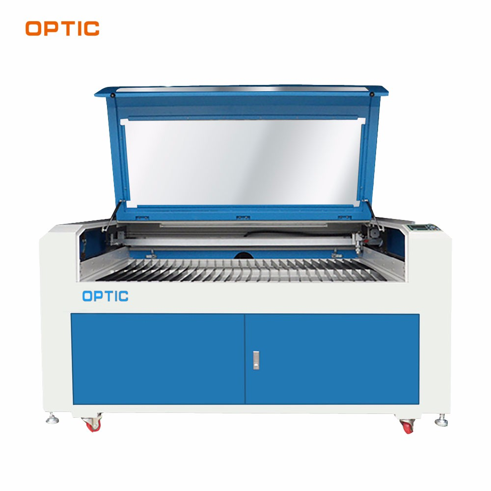 Shenzhen OPTIC small keyboard small laser engraving machine with fruit