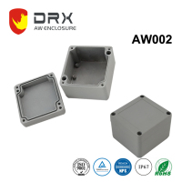 IP67 die casing aluminum waterproof enclosures distribution box
