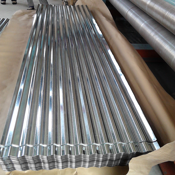aluminium zinc corrugated steel roofing sheets