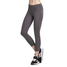 Vrouwen Sexy Hip Up Capri Leggings Fitness Sport Elastische Gym Running Oefening Panty Sneldrogend Broek Yoga Broek Leggings
