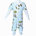 Skin Friendly Colorful Bamboo Baby Layette