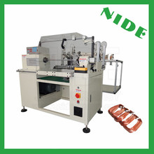 Mixer motor stator coil winding machine