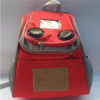Wholesale New Design Bags Solar Powered Cooler Box with Speaker